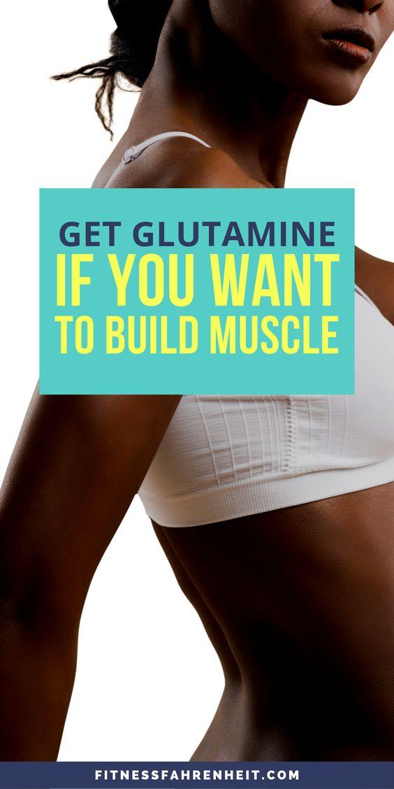 Get Glutamine Pin