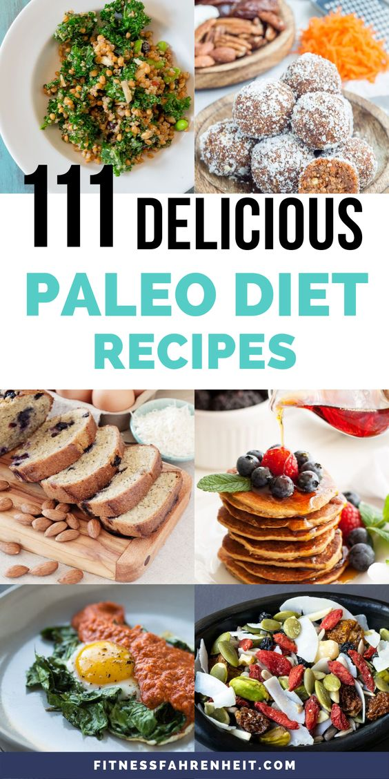 111 Paleo Recipes Pin