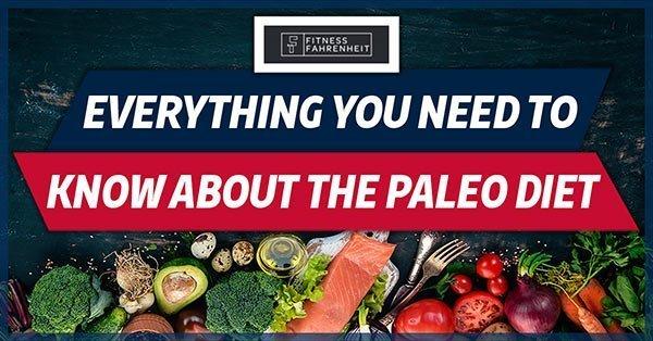 Paleo Diet Guidelines Banner